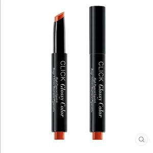 Absolute Cosmetics 'Click' Glossy Lip Coral Chaos